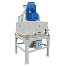 Łamacze wytłoku w zakładach przemysłu olejarskiego zaprojektowane pierwotnie jako rozdrabniacze pionowe służące do śrutowania zbóż TESTMER