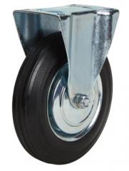 Zestaw kołowy koło 125mm stałe 510125