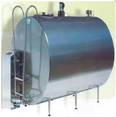 Schładzalnik do mleka zamknięty Model ALSC