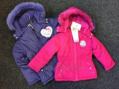 DISNEY kurtki dla dziewczynek