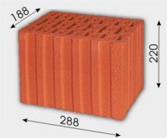 "Element murowy ceramiczny LD ""MEGA"
