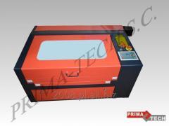 Ploter laserowy 40x60 duży, laser CO2 60W