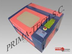 Ploter laserowy CO2, 50W, 400x400mm