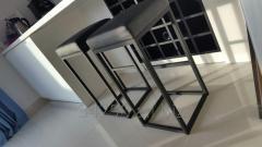 Krzesło Barowe, Hooker H1 loft