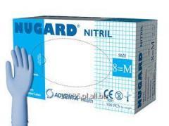 Rękawice medyczne diagnostyczne Nugard