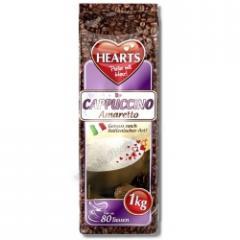 Hearts Cappuccino Amaretto 1 kg