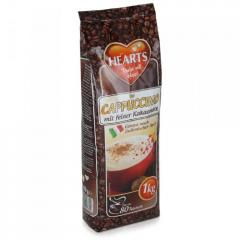 Hearts Cappuccino Instant with Cocoa 1 kg