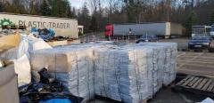 LDPE natur shred from inglots