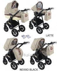 Wózek dziecięcy Krasnal NEXXO black