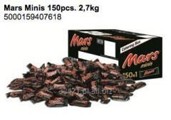 MARS MINI BARS
