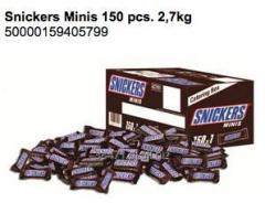 SNICKERS MINI BARS SNICKERS MINIS