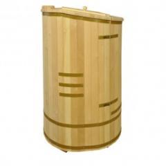 Fitobeczka z cedru syberyjskiego mini sauna Profesjonalna