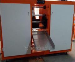 Automatyczny rolomat do produkcji worków foliowych