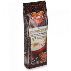 Kawa Hearts Cappuccino Instant with Cocoa 1 kg