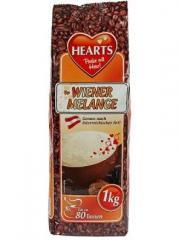 Kawa rozpuszczalna Hearts Cappuccino Wiener-Melange 1 kg