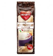 Kawa rozpuszczalna Hearts Cappuccino Caramel 1 kg