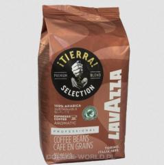 Kawa Lavazza Tierra 1 kg