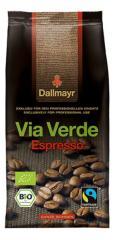 Kawa mielona Dallmayr via verde espresso bio 1 kg