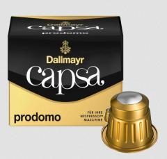 Kawa w kapsułkach Dallmayr CAPSA prodomo