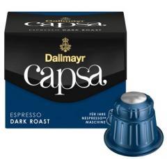 Kawa w kapsułkach Dallmayr espresso dark roast
