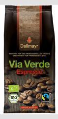 Kawa mielona Dallmayr Via Verde Espresso