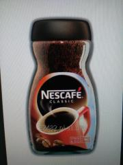 Kawa necafe clasic, gold