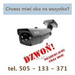 Miej oko na wszystko! Monitoring - kamery!