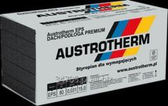 Styropian Austrotherm / eps dach/podłoga premium 031 grafitowy