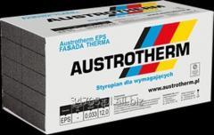 Styropian Austrotherm EPS FASSADA THERMA 033 GRAFITOWY