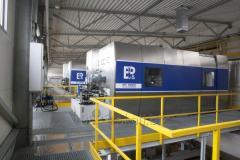 Hydrauliczna prasa koszowo-tłokowa IPS 10.000