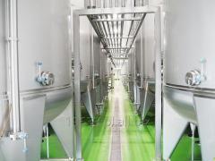 Produkcja zbiorników magazynowych i procesowych ze stali nierdzewnej