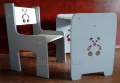 Krzesełko i stolik