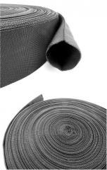 Rękawy tekstylne ochronne dla węży