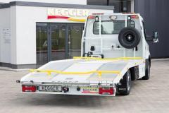 Iveco Daily zabudowa autolawety Kegger