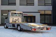 Mercedes Sprinter PAKIET XL Kegger autolaweta
