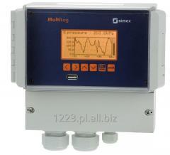 Rejestrator danych MultiLog SRD-N16 w obudowie naściennej