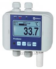 Mierniki temperatury i wilgotności serii ProSens