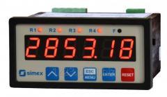 Licznik impulsów z funkcją dozownika SLIK-94