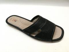 Pantofle Damskie | Skóra Naturalna | 10 PAR