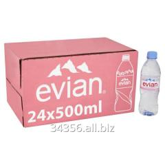 Evian woda mineralna 500 ml PET