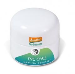 Krem pod oczy ze szczególnie łagodnym, bogatym w witaminy olejem z awokado. Błyskawicznie wchłania się w  skórę wokół oczu, wygładzając, zwiększając  elastyczność i zapobiegając powstawaniu zmarszczek