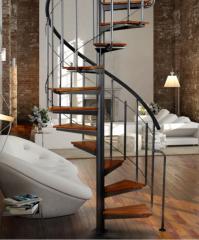Shody kręcone Atrium Solo Vertical dostępne w róznych opcjach kolorystycznych
