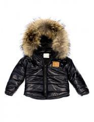 Zimowa kurtka dziecięca