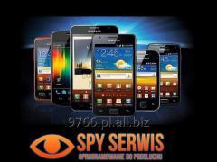 PODSŁUCH SZPIEG SPY-PHONE DO TELEFONU SMARTFONA