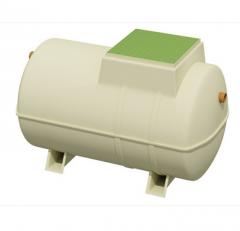 Ekologiczna przydomowa oczyszczalnia ścieków BioSafe®