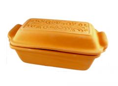 Forma do pieczenia chlebów i pasztetów z pokrywą