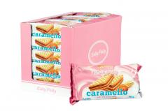Caramello- Wafle wypełnione karmelem