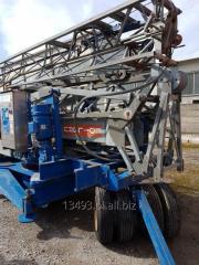 Dźwig szybkiego montażu Edilgru MH TURBO 32