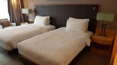Komplet mebli hotelowych