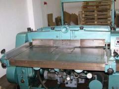 معدات إنتاج العبوة الورقية